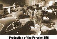 Producción del Porsche 356